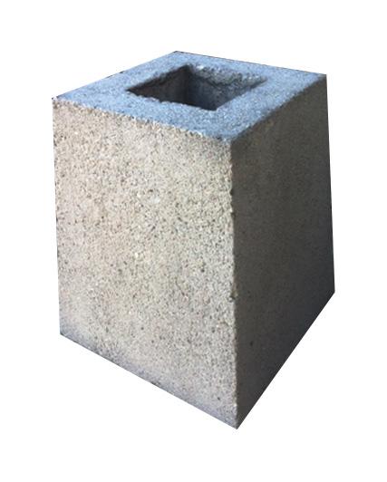 Base pérgola 25x30